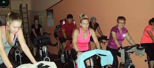 Glühwein Umtrunk und Cycling Event